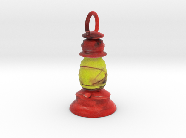 Lantern in Full Color Sandstone
