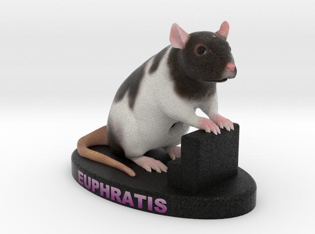Custom Rat Figurine - Euphratis
