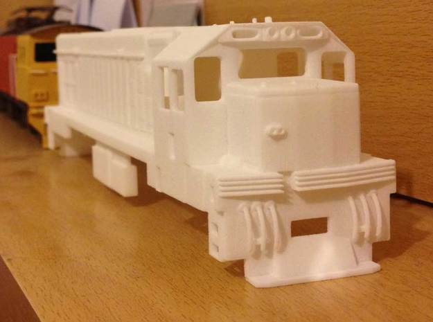 1:64 Scale New Zealand DC Class, Includes both ...