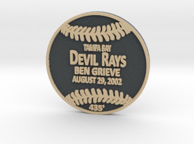 Ben Grieve in Full Color Sandstone