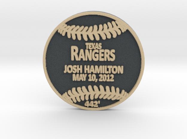 Josh Hamilton in Full Color Sandstone