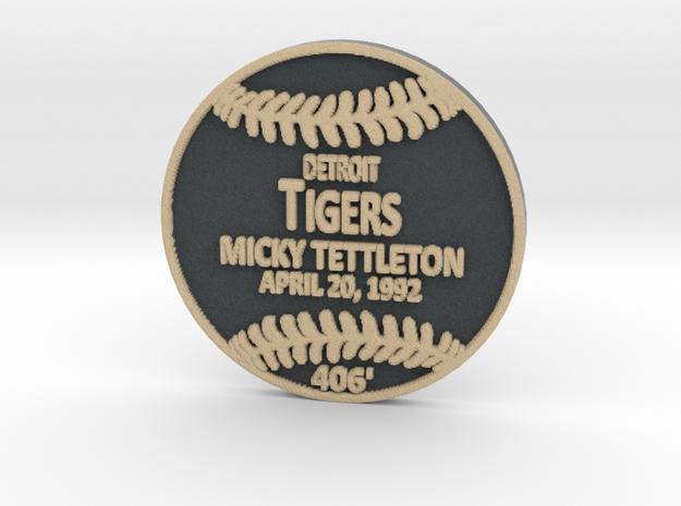 Micky Tettleton in Full Color Sandstone
