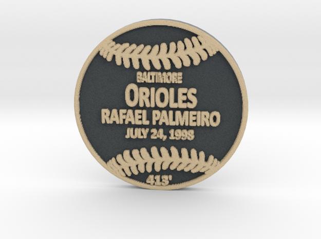 Rafael Palmeiro4 in Full Color Sandstone