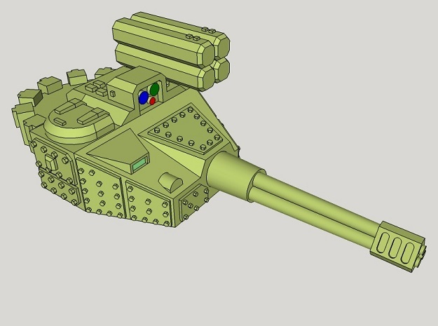 15mm Sci-Fi IFV Turret