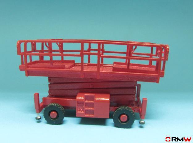 HO/1:87 Aerial working platform tall kit in Smooth Fine Detail Plastic