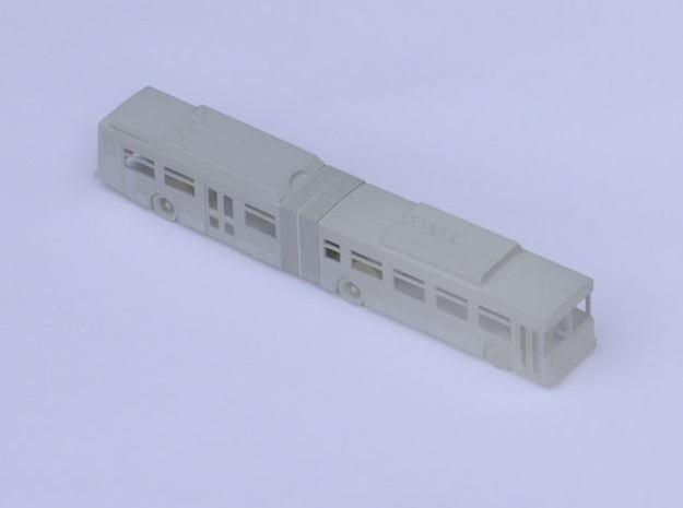 NFI DE60LF CTA 4000 series 3d printed Painted in primer grey with straight bellows