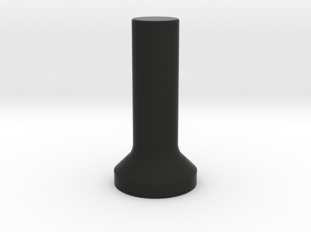 CQB rocket valve for KSC S7 / KWA NS2 in Black Natural Versatile Plastic