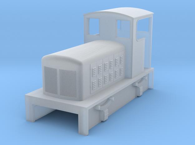 009 Fowler diesel loco  3d printed
