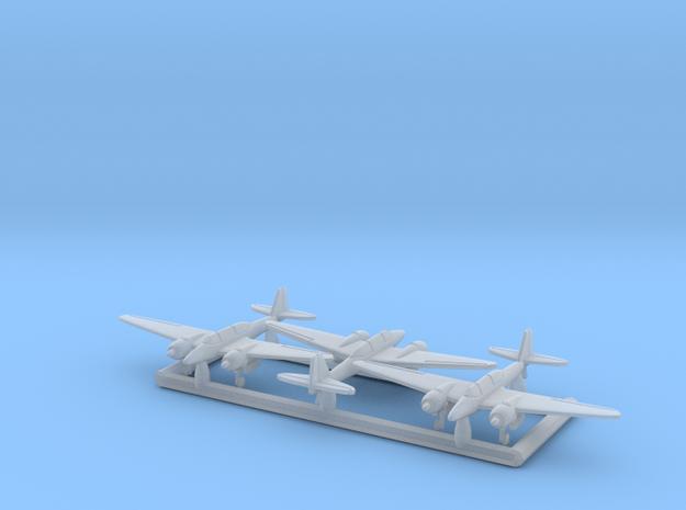 1/700 Ki-102b 'Randy' w/gear x3 (FUD) in Frosted Ultra Detail