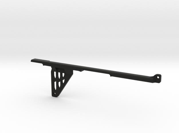 ThumbRail -fits Gibson ThunderBird Non-Reverse in Black Natural Versatile Plastic