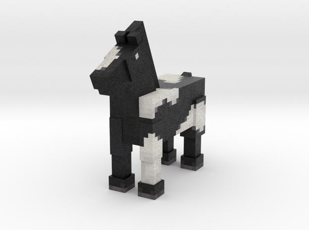 Horse 017 in Full Color Sandstone
