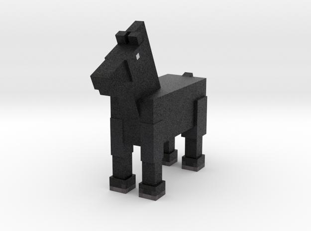Horse 024 in Full Color Sandstone
