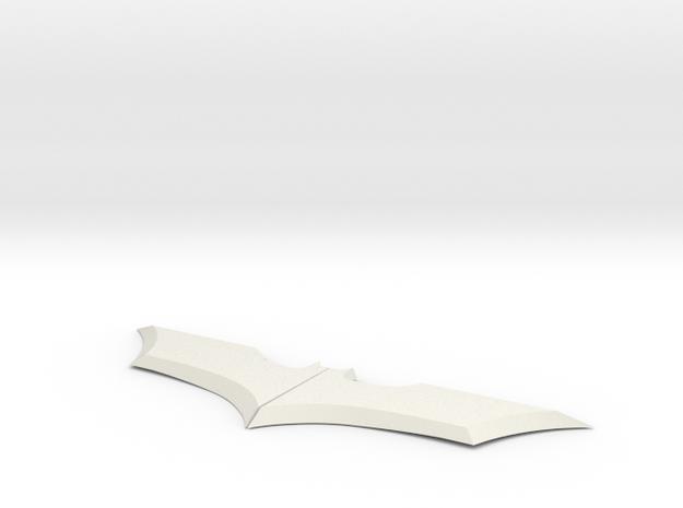 TDK Batarng in White Strong & Flexible