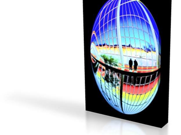 Dendur Framed 4 in 3d printed