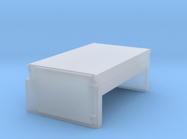 AF0001 AF Straight 1/87.1 in Smoothest Fine Detail Plastic