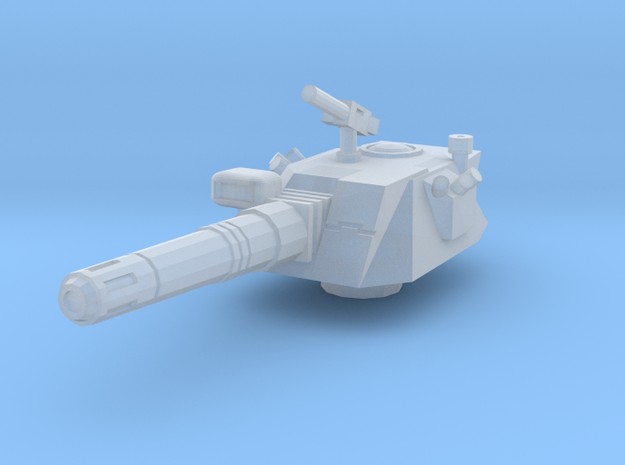 1/144 Centaur A3 Standard Turret in Smooth Fine Detail Plastic