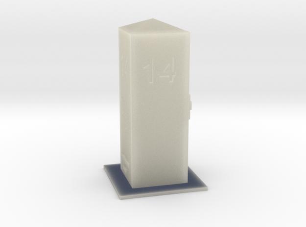 PAAL 14 Miniatuur 2.0 Final 3d printed