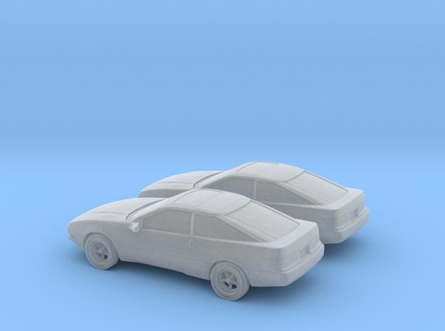 1/160 2X 1988-92 Ford Probe