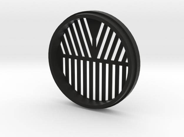 Bahtinov Mask (55mm) in Black Strong & Flexible
