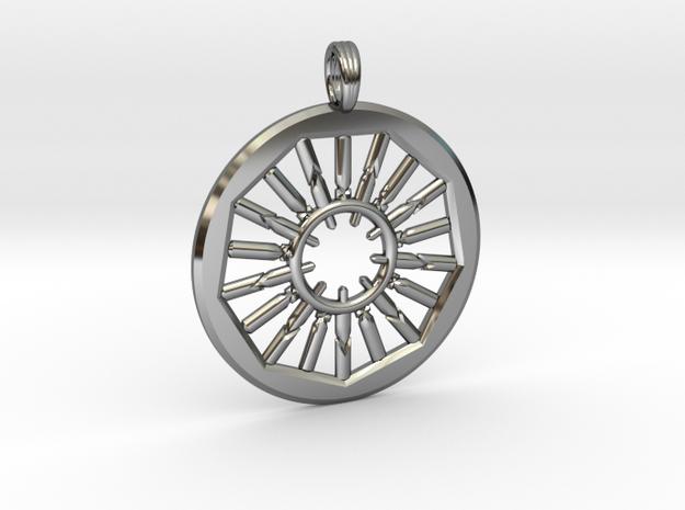 VORTEX SUNRAY in Premium Silver