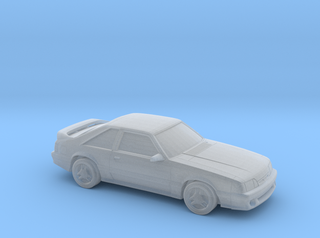 1/87 1987-93 Ford Mustang