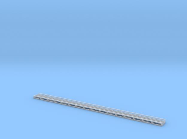 N Pipe Rack Straight 177mm