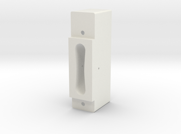 Heinemann Circuit Breaker in White Natural Versatile Plastic