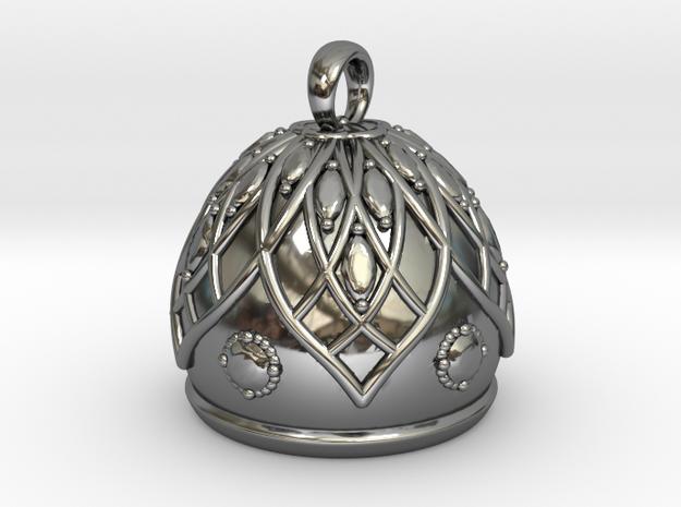 Flower Bell Pendant