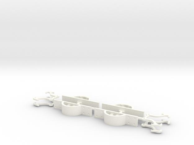 Fallhakenkupplung Feldbahn 0e-GN15 3d printed