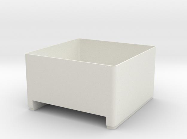 1/14 Chep Bulk Bin (AUS) in White Strong & Flexible