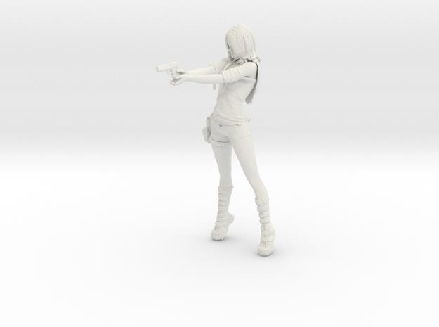 Rei: Zombie Hunter [Rei Saga] model kit