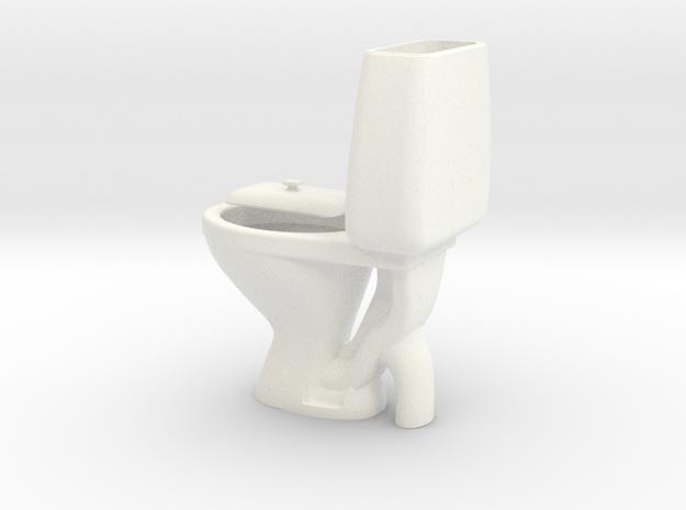 Miniature Toilet Seat A 1/12
