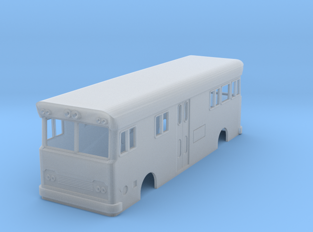 NSWR Paybus Second Series(HO/1:87 Scale) 3d printed