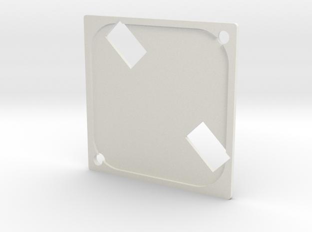 PICxie Case part B in White Natural Versatile Plastic