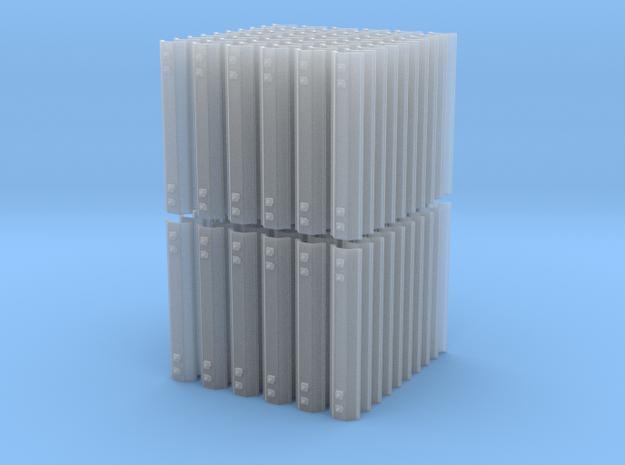 120 Dachschwellen 0e für Peco c.80 in Smoothest Fine Detail Plastic