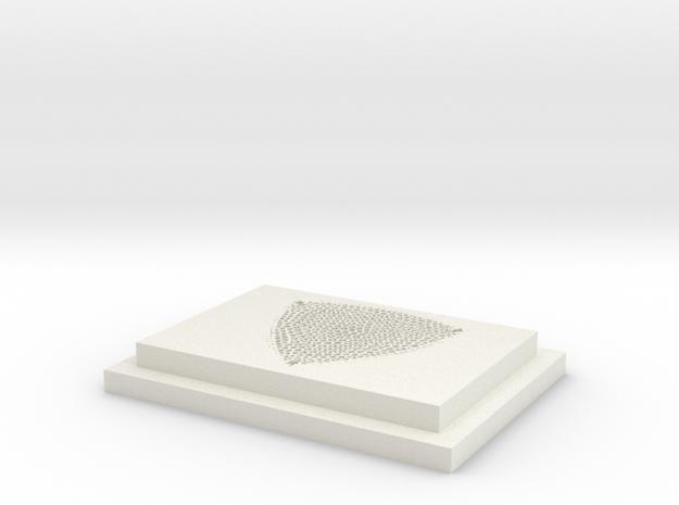Diatom 3d printed