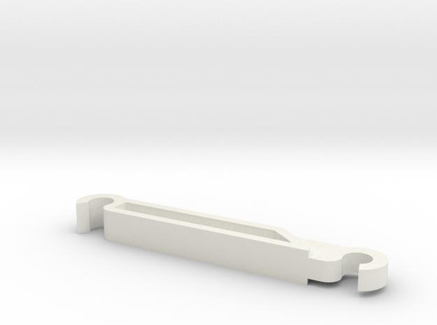 KO OS TFC Slingshot Tailfin swingbeam Spare Part in White Natural Versatile Plastic