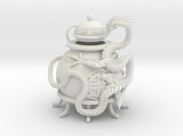 Prosperity Dragon Votive Shade
