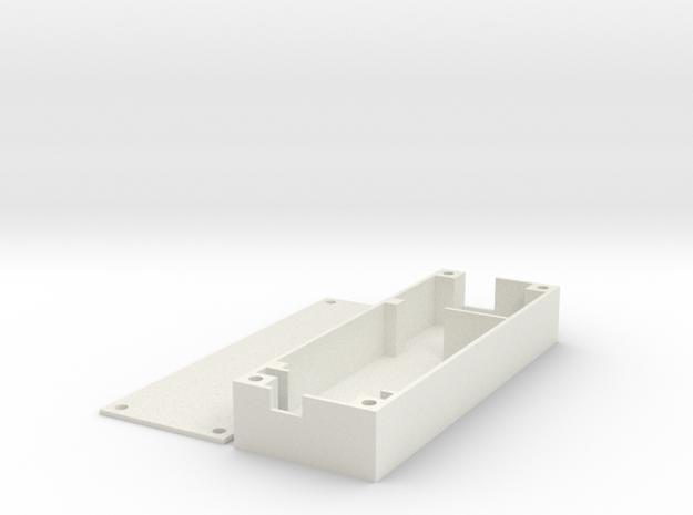 3DR APM Telemetry Air Radio Tray in White Natural Versatile Plastic