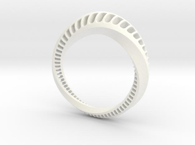 Torus Sculpture small 3d printed