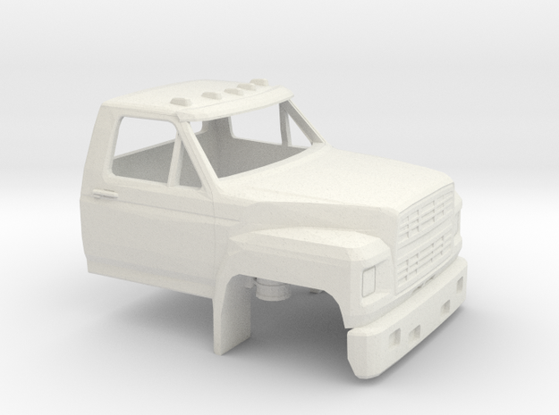 1/64 1980-86 Ford F 600 Cab only