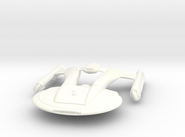 Akira in White Processed Versatile Plastic