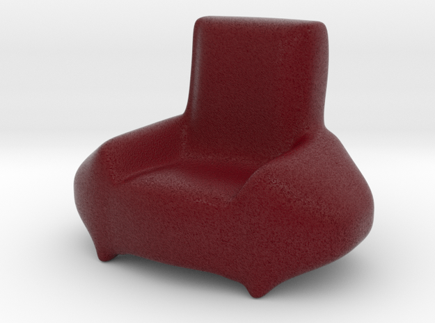 easy chair 'SUV' sandstone in Full Color Sandstone