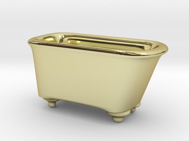 piggy tub 'money pit' in 18k Gold