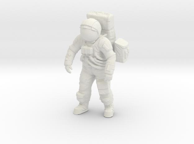 1: 16 Apollo Astronaut a7lb Type in White Strong & Flexible
