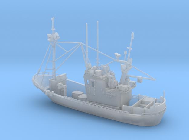 Fishing boat 01. N Scale (1:160)