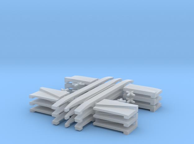 3x Eingleiser Plus (1/220) 3d printed