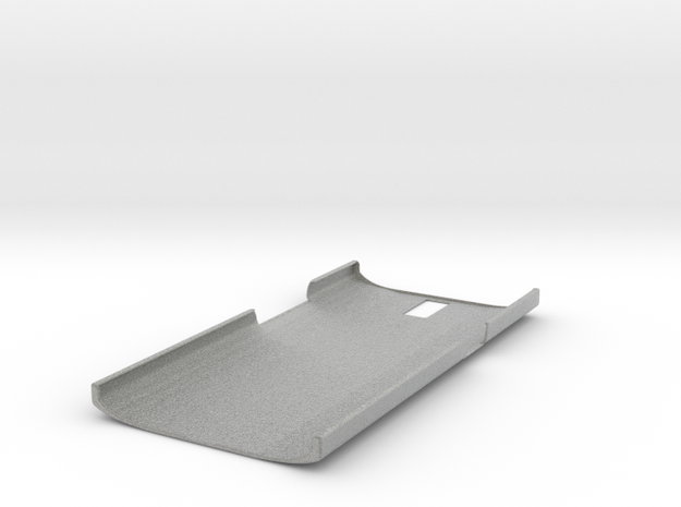 Oneplus One - Back Protection Cover  in Metallic Plastic