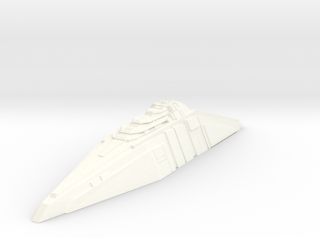 Ship Concept - Tide Breaker (Widened Version)