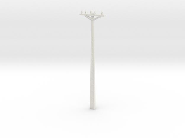 Concrete Powerline 01. Scale 1:24